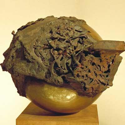 sculpture-essaim